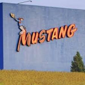 Saturday Night Out - Mustang Drive-In Theatre @ Mustang Theatre