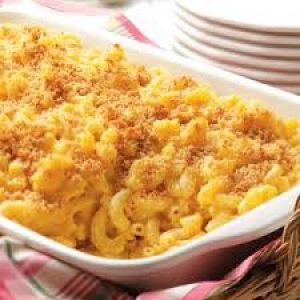 Freezer Friendly - Baked Italian Mac & Cheese @ Live & Learn Centre