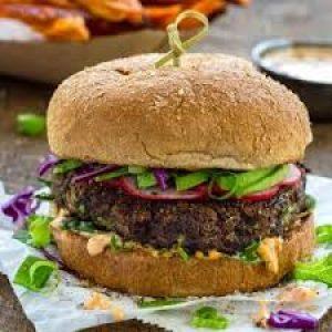 Freezer Friendly - Black Bean Burgers @ Live & Learn Centre