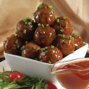 Freezer Friendly - Greek Meatballs @ Live & Learn Centre