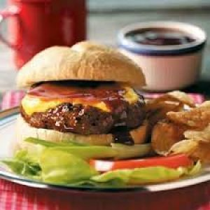 Freezer Friendly - Homemade BBQ Burgers At Jason's House @ Live & Learn Centre