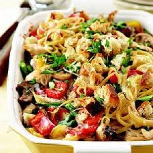 Freezer Friendly - Chicken Tetrazzini @ Live & Learn Centre