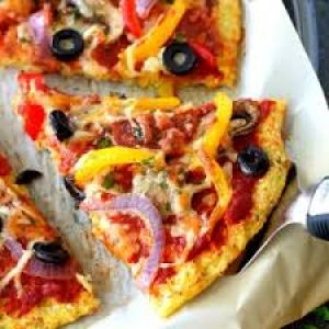 Freezer Friendly - Cauliflower Crust Pizza @ Live & Learn Centre