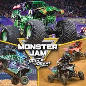 Saturday Night Out - Monster Jam @ First Ontario Centre