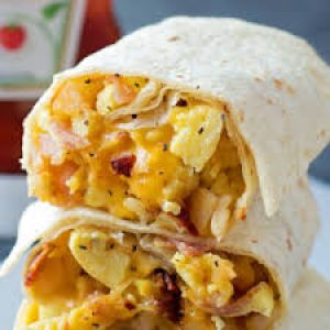 Freezer Friendly - Breakfast Burritos @ Live & Learn Centre
