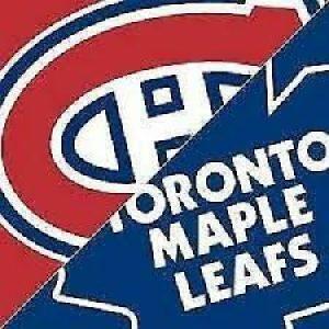 Saturday Program - Toronto vs Montreal NHL Hockey @ Live & Learn Centre