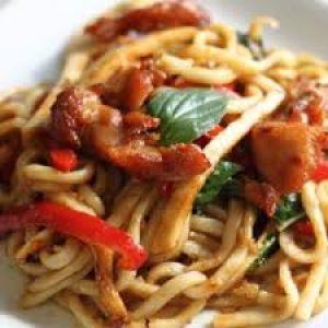 Freezer Friendly - Stir Fry Udon Noodles @ Live & Learn Centre