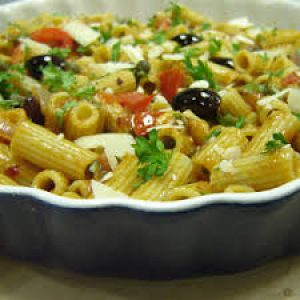 Freezer Friendly - Roasted Vegetable Penne @ Live & Learn Centre